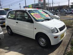 沖縄の中古車 三菱 ミニカ 車両価格 27万円 リ済別 平成23年 6.6万K ホワイト