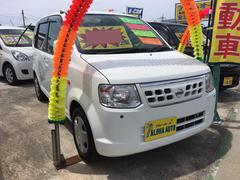 沖縄の中古車 日産 オッティ 車両価格 49万円 リ済別 平成24年 6.4万K ホワイト