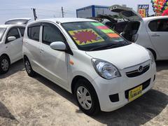 沖縄の中古車 ダイハツ ミラ 車両価格 39万円 リ済別 平成24年 7.7万K ホワイト