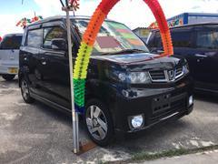 沖縄の中古車 ホンダ ゼストスパーク 車両価格 75万円 リ済別 平成24年 6.8万K ブラック