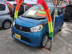 沖縄の中古車 日産 デイズ 車両価格 75万円 リ済込 平成27年 5.0万K ブルーM