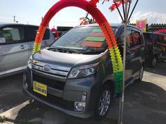 沖縄の中古車 ダイハツ ムーヴ 車両価格 92万円 リ済別 平成26年 5.7万K グレー