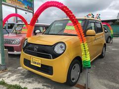 沖縄の中古車 ホンダ N−ONE 車両価格 75万円 リ済込 平成25年 6.2万K イエロー