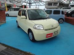 沖縄の中古車 ダイハツ エッセ 車両価格 32万円 リ済別 平成20年 4.5万K クリーム