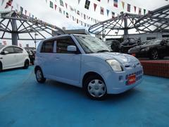 沖縄の中古車 日産 ピノ 車両価格 22万円 リ済別 平成19年 4.8万K ライトブルーM