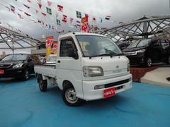 沖縄の中古車 ダイハツ ハイゼットトラック 車両価格 39万円 リ済別 平成11年 6.5万K ホワイト