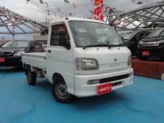 沖縄の中古車 ダイハツ ハイゼットトラック 車両価格 32万円 リ済別 平成14年 12.4万K ホワイト