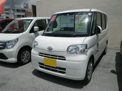 沖縄の中古車 ダイハツ タント 車両価格 94万円 リ済別 平成23年 5.1万K ホワイト