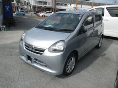 沖縄の中古車 トヨタ ピクシスエポック 車両価格 87万円 リ済別 平成24年 2.2万K シルバー