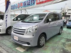 沖縄の中古車 トヨタ ノア 車両価格 105万円 リ済別 平成21年 8.0万K シルバー