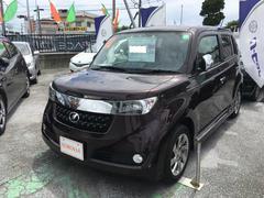 沖縄の中古車 トヨタ bB 車両価格 112万円 リ済別 平成26年 4.7万K ダークパープル