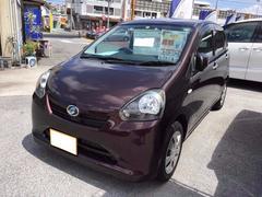 沖縄の中古車 ダイハツ ミライース 車両価格 59万円 リ済別 平成23年 2.7万K パープルM