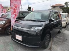 沖縄の中古車 トヨタ スペイド 車両価格 130万円 リ済別 平成27年 3.1万K ブラック