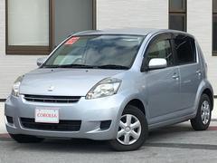 沖縄の中古車 トヨタ パッソ 車両価格 53万円 リ済別 平成20年 3.1万K シルバー