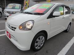 沖縄の中古車 ダイハツ ミライース 車両価格 53万円 リ済込 平成23年 8.8万K ホワイト