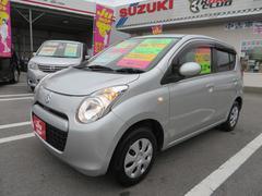 沖縄の中古車 スズキ アルト 車両価格 53万円 リ済込 平成23年 6.2万K シルキーシルバーM