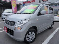 沖縄の中古車 スズキ ワゴンR 車両価格 53万円 リ済込 平成21年 7.2万K シルキーシルバーM