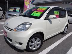 沖縄の中古車 ダイハツ ブーン 車両価格 48万円 リ済込 平成21年 7.0万K パールホワイト