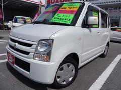 沖縄の中古車 スズキ ワゴンR 車両価格 53万円 リ済込 平成20年 6.0万K パールホワイト