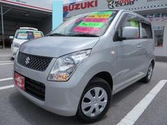 沖縄の中古車 スズキ ワゴンR 車両価格 59万円 リ済込 平成22年 4.3万K シルキーシルバーメタリック