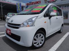沖縄の中古車 ダイハツ ムーヴ 車両価格 52万円 リ済込 平成24年 8.7万K ホワイト