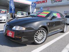 沖縄の中古車 アルファロメオ アルファGT 車両価格 55万円 リ済込 2004年 3.5万K ハラマブラック
