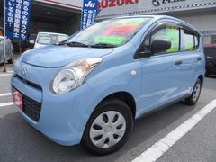 沖縄の中古車 スズキ アルト 車両価格 43万円 リ済込 平成23年 7.8万K エアブルーメタリック