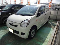 沖縄の中古車 ダイハツ ミラ 車両価格 81万円 リ済別 平成28年 0.1万K ホワイト