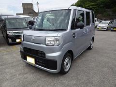 沖縄の中古車 ダイハツ ハイゼットキャディー 車両価格 110万円 リ済別 平成28年 9K グレーM