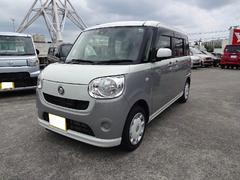 沖縄の中古車 ダイハツ ムーヴキャンバス 車両価格 146万円 リ済別 平成28年 0.5万K パールホワイト