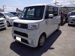 沖縄の中古車 ダイハツ ウェイク 車両価格 159万円 リ済別 平成28年 8K パールIII