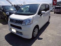 沖縄の中古車 ダイハツ ムーヴ 車両価格 100万円 リ済別 平成28年 2.1万K ホワイト