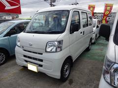 沖縄の中古車 ダイハツ ハイゼットカーゴ 車両価格 88万円 リ済別 平成29年 8K ホワイト