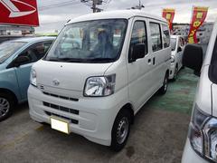 沖縄の中古車 ダイハツ ハイゼットカーゴ 車両価格 82万円 リ済別 平成29年 7K ホワイト