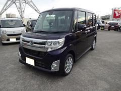沖縄の中古車 ダイハツ タント 車両価格 149万円 リ済別 平成27年 9K パープルM