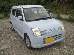 沖縄の中古車 スズキ アルト 車両価格 20万円 リ済込 平成17年 8.7万K ブルー