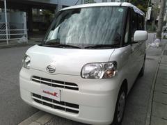 沖縄の中古車 ダイハツ タント 車両価格 48万円 リ済込 平成24年 10.9万K ホワイト
