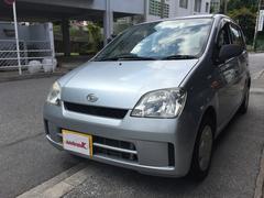 沖縄の中古車 ダイハツ ミラ 車両価格 14万円 リ済込 平成15年 13.5万K シルバー