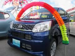 沖縄の中古車 ダイハツ ムーヴ 車両価格 113.4万円 リ未 新車  ブルー