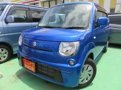 沖縄の中古車 スズキ MRワゴン 車両価格 69万円 リ済別 平成24年 2.9万K ブルー