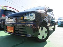 沖縄の中古車 スズキ アルト 車両価格 79万円 リ済別 平成28年 0.8万K ブラウン