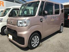 沖縄の中古車 ダイハツ ハイゼットキャディー 車両価格 129万円 リ済別 平成28年 0.6万K ピンク