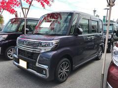 沖縄の中古車 ダイハツ タント 車両価格 169万円 リ済別 平成28年 0.2万K グレー