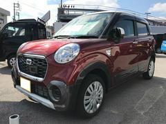 沖縄の中古車 ダイハツ キャスト 車両価格 115万円 リ済別 平成27年 0.3万K レッド