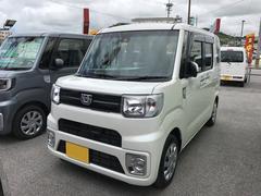 沖縄の中古車 ダイハツ ウェイク 車両価格 140万円 リ済別 平成28年 0.2万K パールホワイト