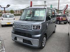 沖縄の中古車 ダイハツ ウェイク 車両価格 145万円 リ済別 平成28年 0.3万K グレーM