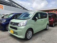 沖縄の中古車 ダイハツ ムーヴ 車両価格 116万円 リ済別 平成28年 12K グリーン