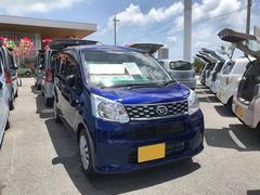 沖縄の中古車 ダイハツ ムーヴ 車両価格 113万円 リ済別 平成27年 0.4万K ブルー