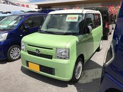 沖縄の中古車 ダイハツ ムーヴコンテ 車両価格 92万円 リ済別 平成25年 0.2万K グリーン