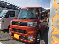 沖縄の中古車 ダイハツ ウェイク 車両価格 136万円 リ済別 平成28年 9K オレンジ